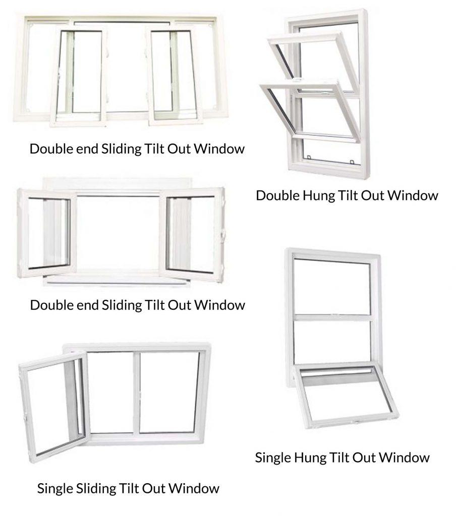Sliding & Hung Windows