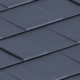 Boreal-Blue Wakefield Bridge Steel Shingles